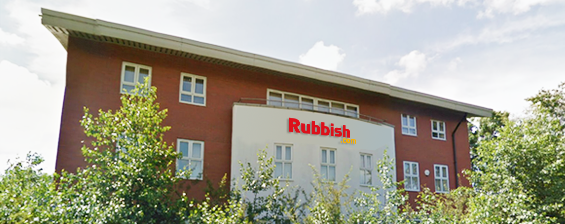 Rubbish.com Office